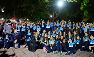 Partieron a Mar del Plata los sanfernandinos que participarán en los Torneos Bonaerenses