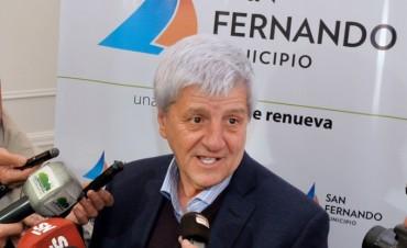 """Andreotti: """"Todo lo que hagan Nación y Provincia para mejorar la seguridad, bienvenido sea"""""""