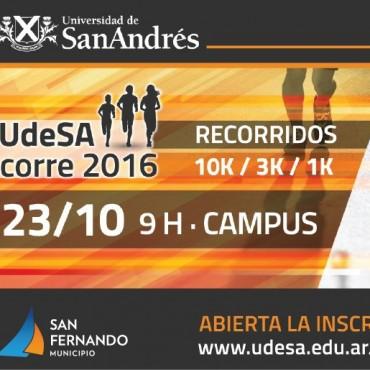 El domingo se corre la maratón organizada por San Andrés y el Municipio de San Fernando