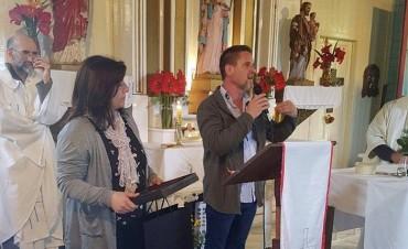 Se celebró la fiesta isleña de Nuestra Señora del Rosario