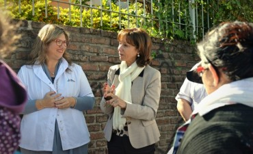 San Fernando implementó el Programa Saludín en los jardines de infantes
