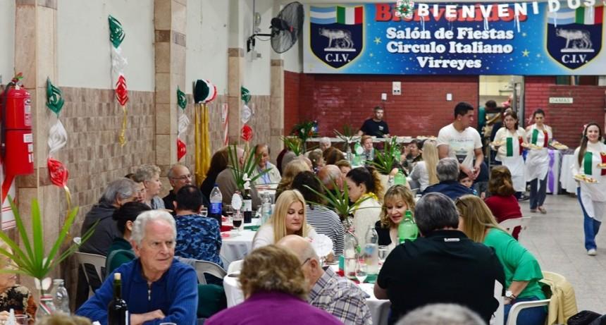 San Fernando acompañó a la fiesta patronal de la congregación San Antonio Abate