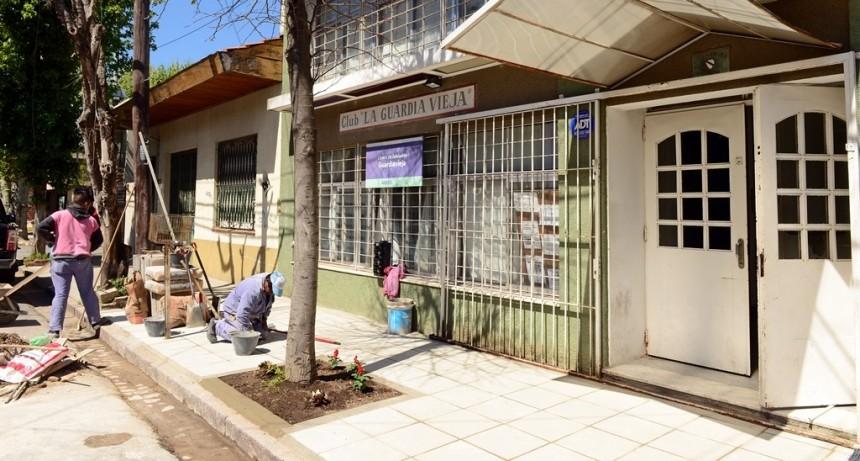 """El Municipio colabora en la renovación del Club """"La Guardia Vieja"""""""