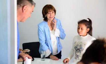 Exitosas operaciones oftalmológicas a tres niños de San Fernando