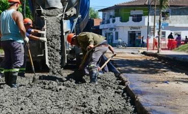 El Municipio hizo refacciones asfálticas en el barrio Infico