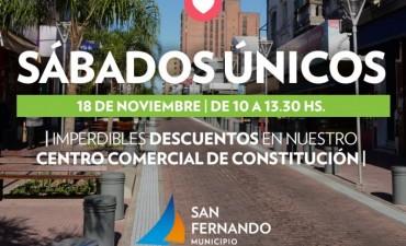 Mañana llegan los descuentos de 'Sábados Únicos' al centro comercial de San Fernando