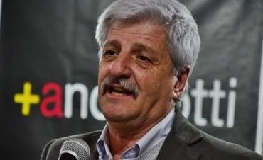 """Luis Andreotti: """"Los intendentes del Frente Renovador brindamos todo nuestro apoyo y medios al Ministro de Seguridad de la Provincia"""""""