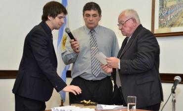 Juan Andreotti, del Frente Renovador, asumió como Concejal en San Fernando