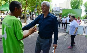 San Fernando caminó por la inclusión de las personas con discapacidad