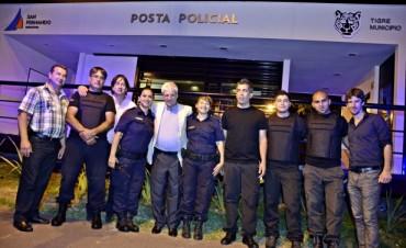 El Intendente Luis Andreotti saludó a los empleados municipales por las fiestas