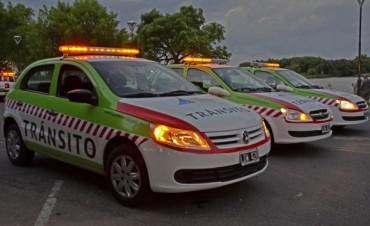 Fueron presentados nuevos móviles para la Dirección de Tránsito de San Fernando