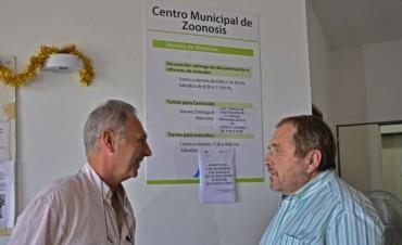 La Dirección de Zoonosis de San Fernando presentó su Programa a desarrollar durante 2014