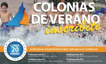 Colonias de Verano 2014: Comienza la inscripción para el mes de febrero