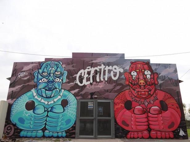 San Fernando se abrió al arte urbano: 12 murales en un año y un programa ambicioso
