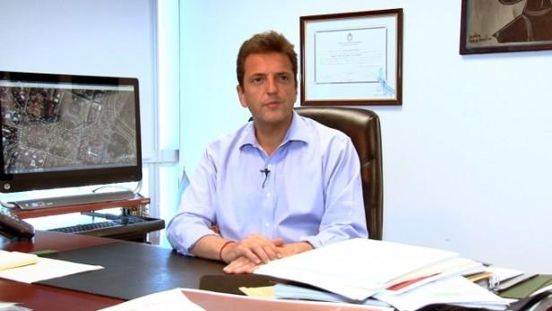 Sergio Massa dice que ya eligió a su vice: no será del Frente Renovador