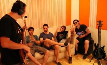 Los finalistas del Tigre Rock 2013 arrancaron a grabar su disco