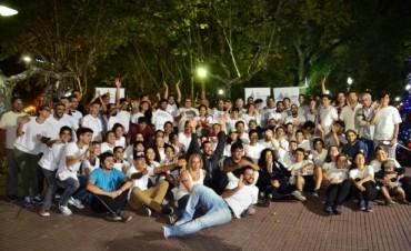 Los ganadores del Pre Cosquín de San Fernando partieron hacia Córdoba
