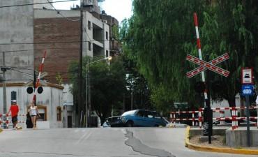 Nuevo paso bajo nivel del Tren Mitre en la calle Chacabuco
