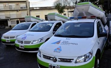 San Fernando anticipa un operativo de prevención y asistencia por alerta de sudestada