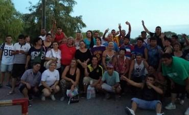 Murgas de San Fernando viajaron a Gualeguaychú invitadas por el Municipio
