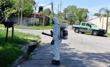 La campaña contra el dengue en San Fernando vuelve a los barrios Alvear, Alsina y San Martín