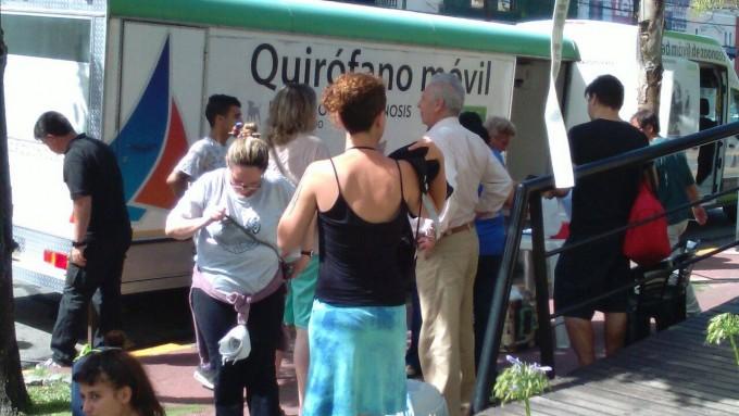 """El Municipio en tu Barrio"" llegó a Canal de San Fernando"