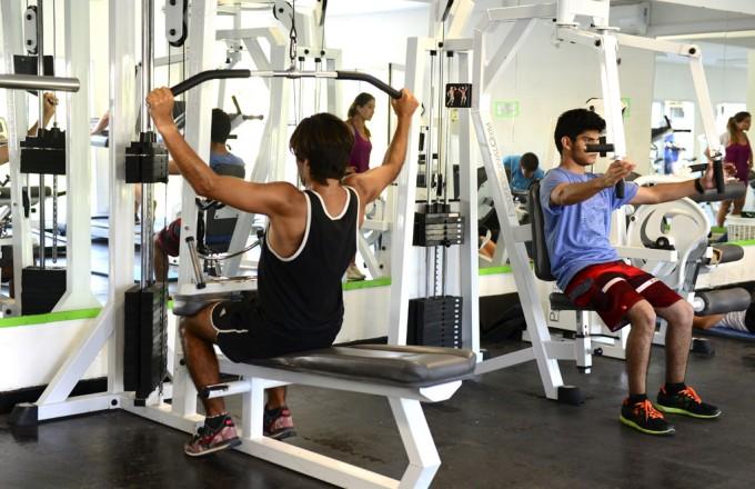 El Gimnasio Municipal de San Fernando inscribe para entrenamiento funcional