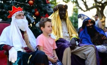Los Reyes Magos llegaron a San Fernando