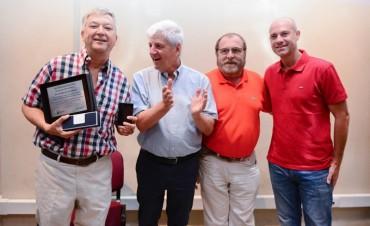 Andreotti participó en actividad de actualización y capacitación sobre Vacunación