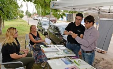 """San Fernando: """"El Municipio en Tu Barrio"""" volvió al barrio San Jorge"""