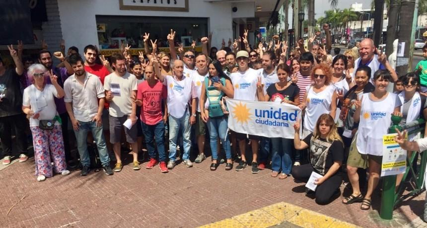 Unidad Ciudadana de Tigre contra el Ajuste