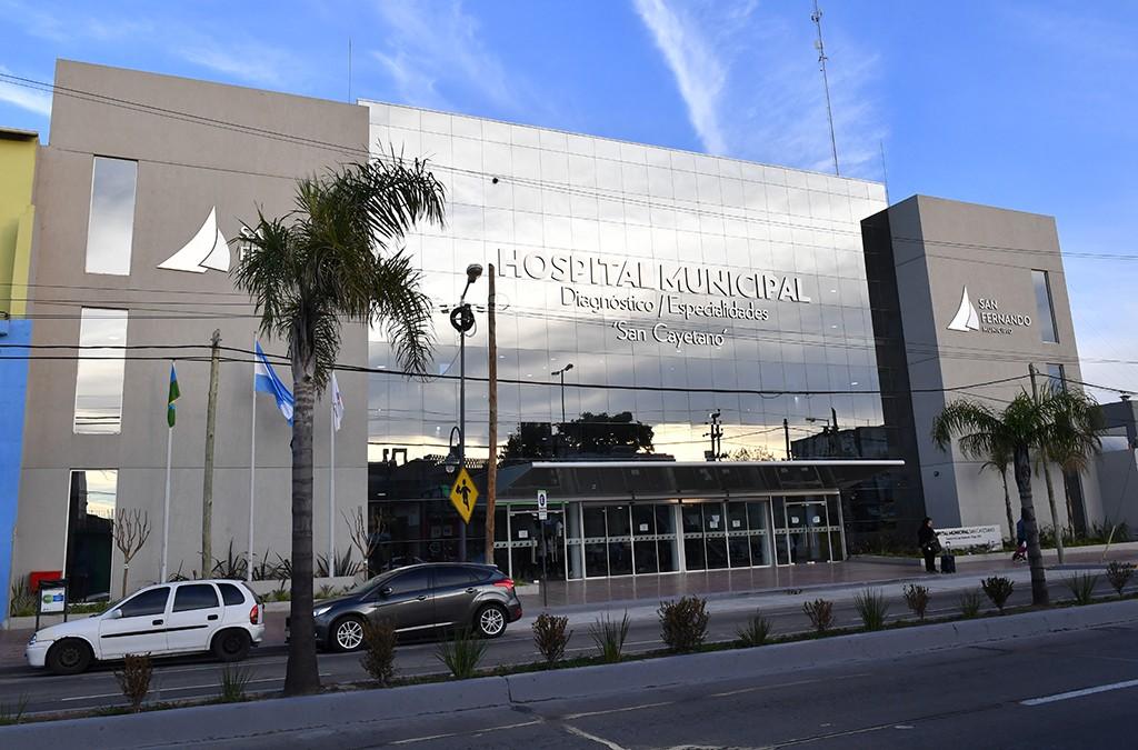 El nuevo Hospital Municipal de San Fernando atendió 160 mil consultas en sus primeros seis meses