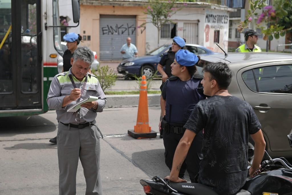 San Fernando: Continúan los operativos de seguridad  en todo el distrito