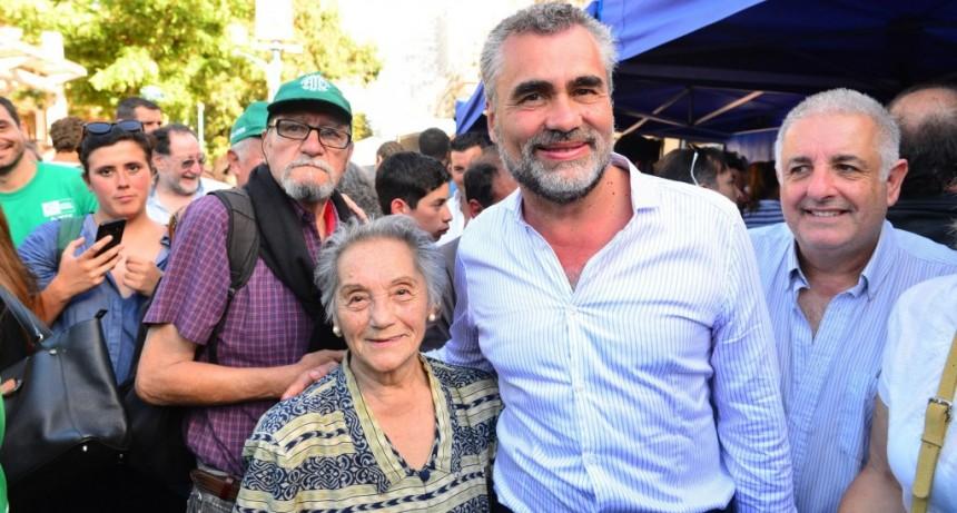 VANOLI INAUGURÓ EL OPERATIVO VERANO DE LA ANSES EN MAR DEL PLATA