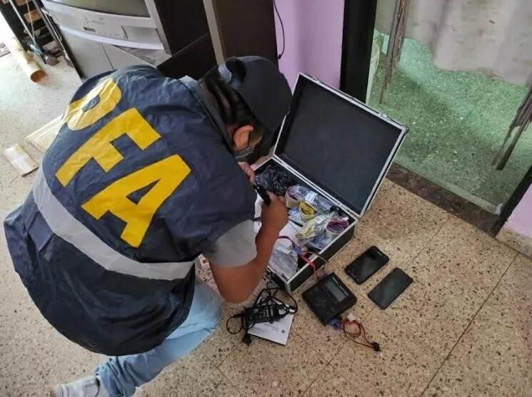 Tigre: cayó pervertido que distribuía pornografía infantil en Estados Unidos y Europa