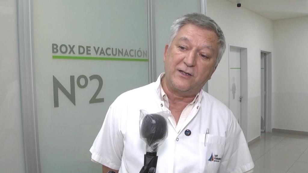 Salud Pública de San Fernando recomienda la vacunación contra covid-19 a los mayores de 60 años