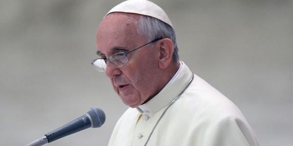 El Papa desmintió al diario La Nación