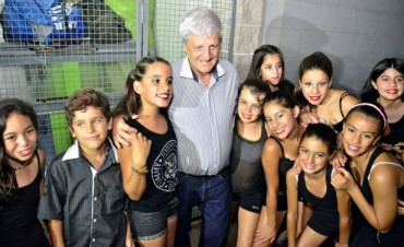 Primera etapa superada: Cerraron las colonias de enero en los Polideportivos de San Fernando