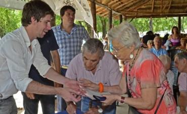 El Municipio de San Fernando destinó un nuevo apoyo económico a los clubes de jubilados