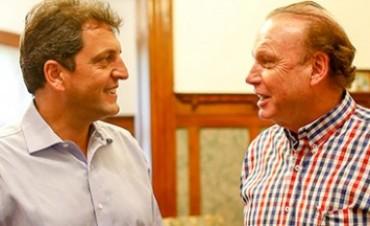 El intendente de Merlo se suma al proyecto de Sergio Massa