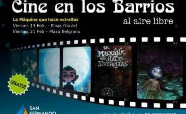 Vuelve el cine nacional a los plazas de San Fernando
