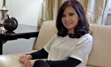 Cristina pidió a la Justicia que tutele también a los 40 millones de