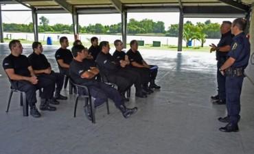 Continúan los Talleres de Perfeccionamiento para el personal de las patrullas de Protección Ciudadana