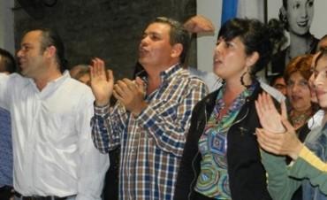 """Para el Partido Justicialista de San Fernando """"Cristina Kirchner es la conductora para transformarnos en un país autónomo, más allá de las apetencias de las clases dominantes"""