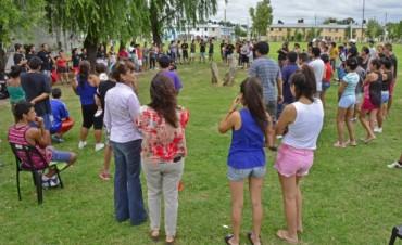 El Programa Envión realizó el cierre de la Colonia de Verano