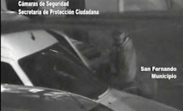 El Centro de Monitoreo y las Patrullas Municipales de San Fernando impiden el robo de un furgón estacionado