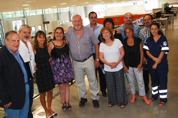 Autoridades de Mendoza destacaron el modelo de protección Ciudadana de Tigre