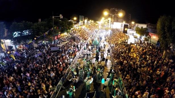 """Más de 240 mil personas disfrutaron en los tres días del """"Gran Corso Familiar"""" de San Fernando"""