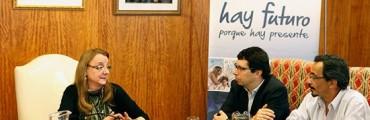 ALICIA KIRCHNER PARTICIPÓ DE LA REUNIÓN DEL PROGRAMA MOST-UNESCO