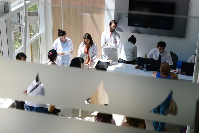 El Hospital Oftalmológico Municipal de San Fernando atendió al paciente número 10.000